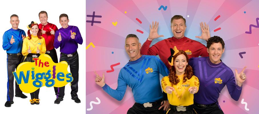 The Wiggles at Edmonton EXPO