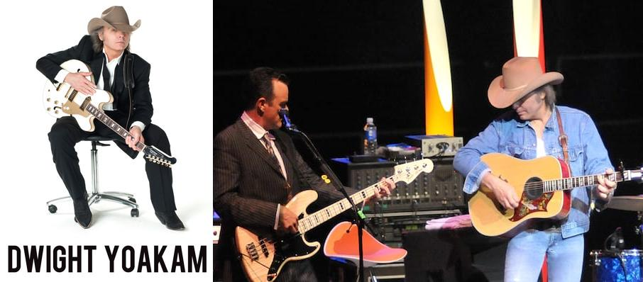 Dwight Yoakam at Northern Alberta Jubilee Auditorium