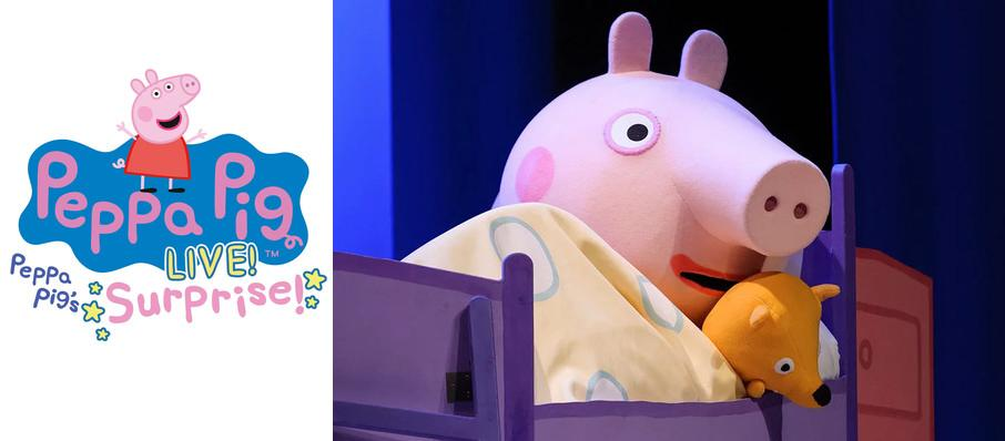 Peppa Pig's Big Splash at Northern Alberta Jubilee Auditorium