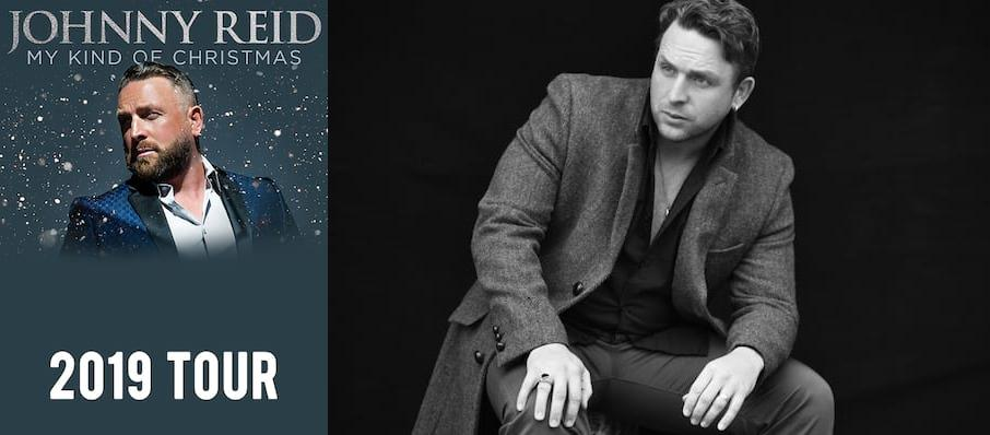 Johnny Reid at Francis Winspear Centre