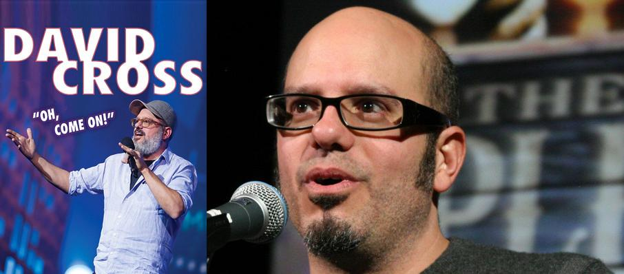 David Cross at Myer Horowitz Theatre
