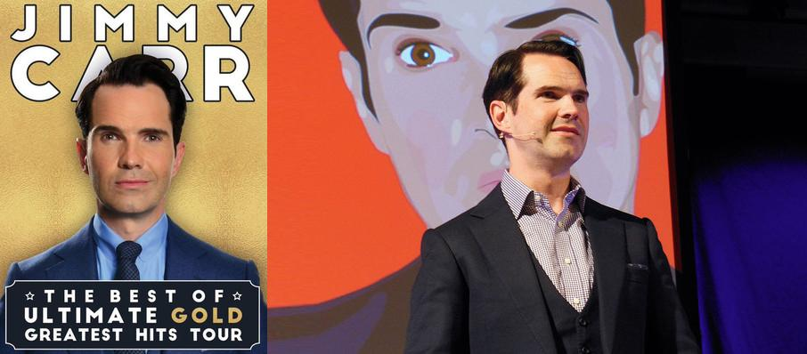 Jimmy Carr at Francis Winspear Centre