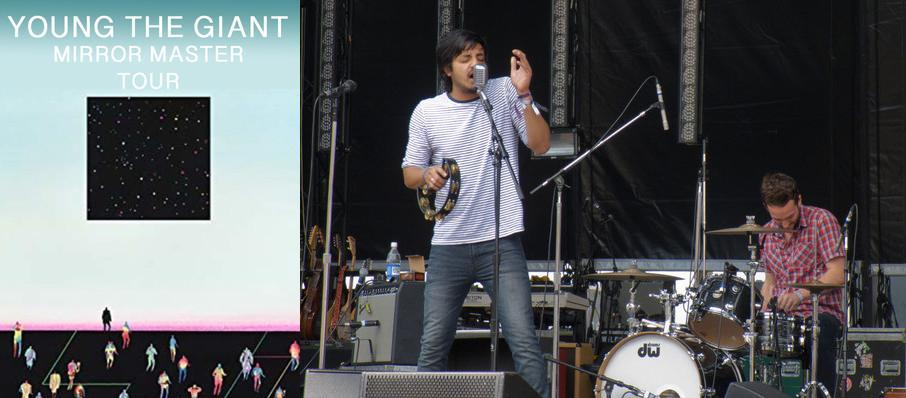 Young The Giant at Northern Alberta Jubilee Auditorium