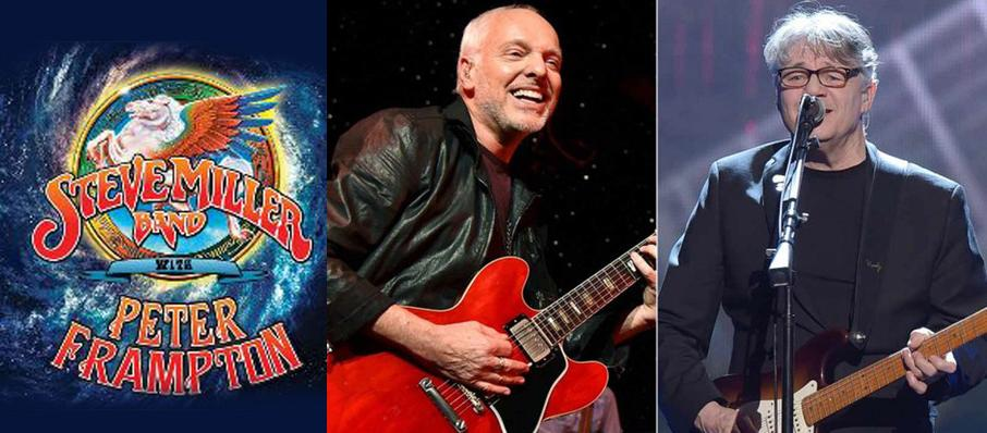 Steve Miller Band with Peter Frampton at Rogers Place