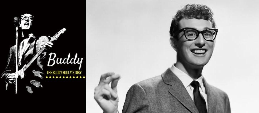 The Buddy Holly Story at Northern Alberta Jubilee Auditorium