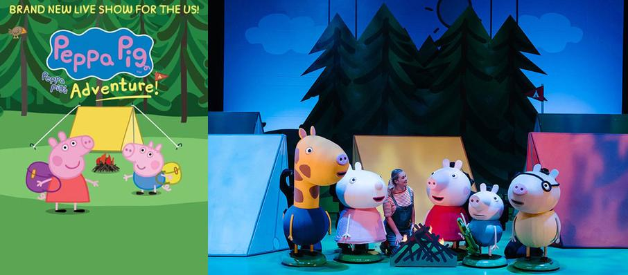 Peppa Pig Live at Francis Winspear Centre