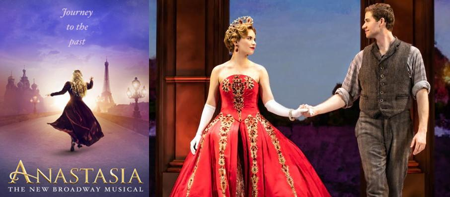 Anastasia at Northern Alberta Jubilee Auditorium