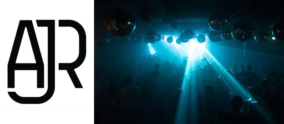 AJR at Edmonton EXPO