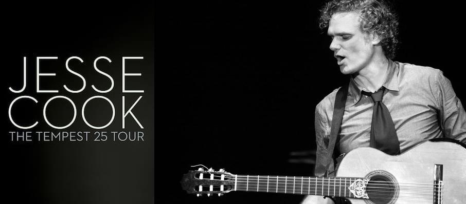 Jesse Cook at Francis Winspear Centre