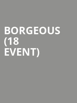 Borgeous (18+ Event) at Union Hall
