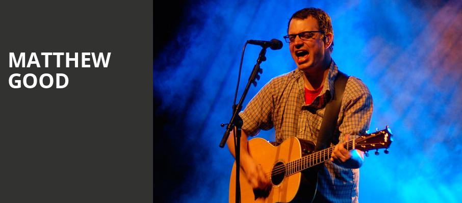 Matthew Good, Northern Alberta Jubilee Auditorium, Edmonton
