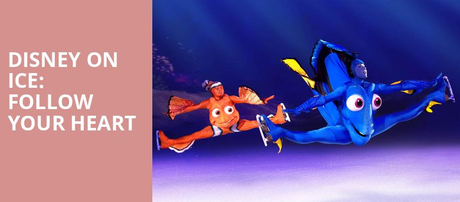 Disney on Ice Follow Your Heart, Rexall Place, Edmonton