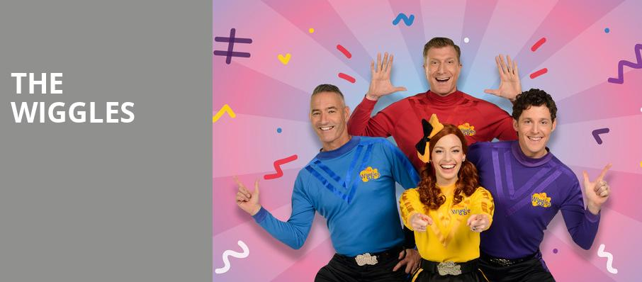 The Wiggles, Rexall Place, Edmonton