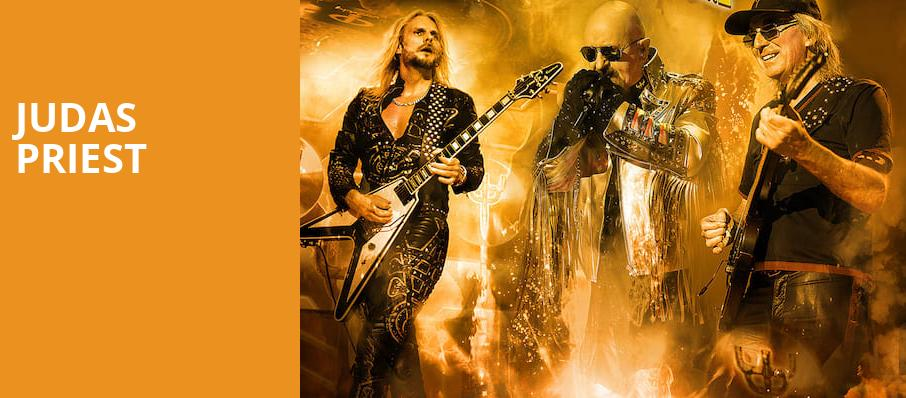Judas Priest, Rogers Place, Edmonton