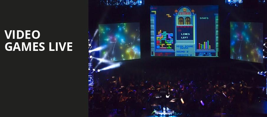 Video Games Live, Northern Alberta Jubilee Auditorium, Edmonton