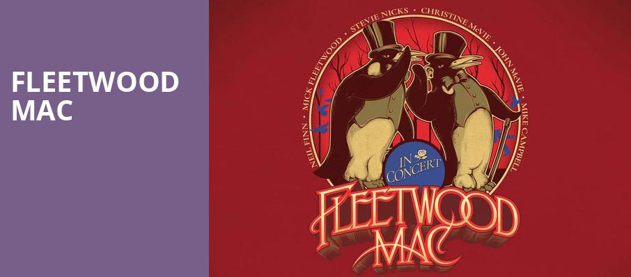 Fleetwood Mac, Rogers Place, Edmonton